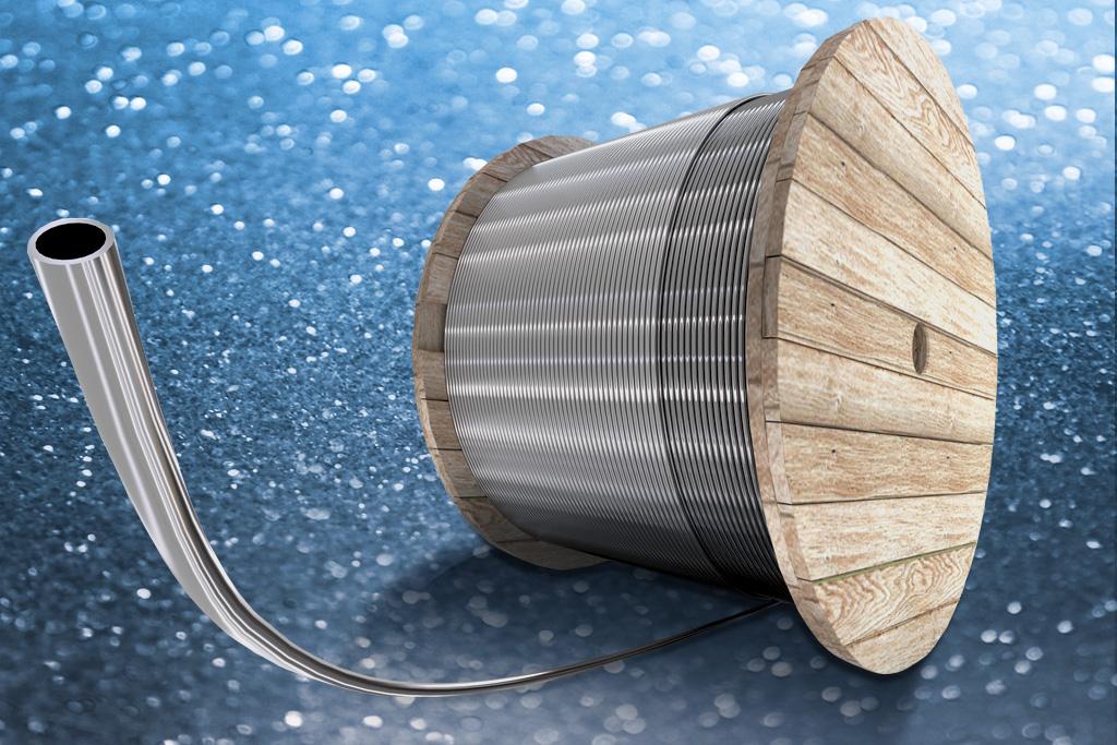 Imagen de enlace de línea de control hidráulico