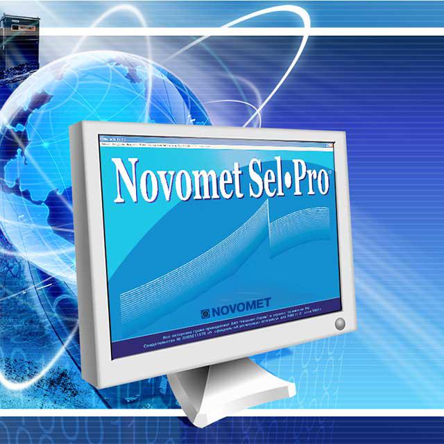 Captura de pantalla que muestra el software Sel-Pro de selección de sistemas de BES