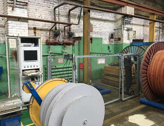 Banco de prueba de fugas de corriente en el taller